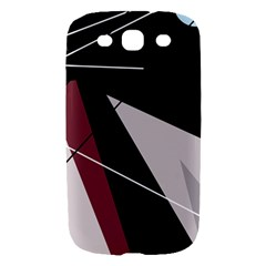 Artistic abstraction Samsung Galaxy S III Hardshell Case