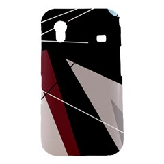Artistic abstraction Samsung Galaxy Ace S5830 Hardshell Case