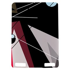 Artistic abstraction Kindle Touch 3G