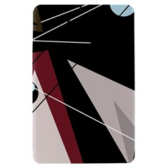 Artistic abstraction Kindle Fire (1st Gen) Hardshell Case