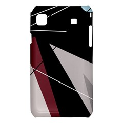 Artistic abstraction Samsung Galaxy S i9008 Hardshell Case