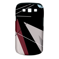Artistic abstraction Samsung Galaxy S III Classic Hardshell Case (PC+Silicone)