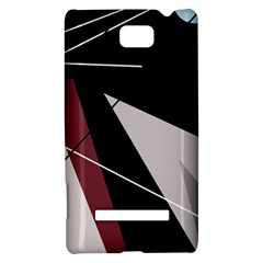 Artistic abstraction HTC 8S Hardshell Case