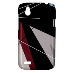 Artistic abstraction HTC Desire V (T328W) Hardshell Case