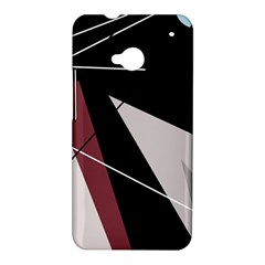 Artistic abstraction HTC One M7 Hardshell Case