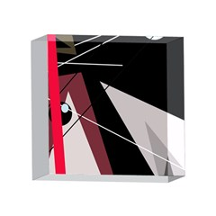 Artistic abstraction 4 x 4  Acrylic Photo Blocks