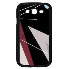 Artistic abstraction Samsung Galaxy Grand DUOS I9082 Case (Black)