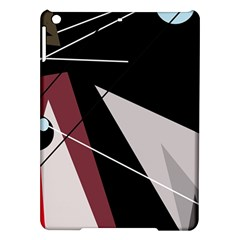 Artistic abstraction iPad Air Hardshell Cases