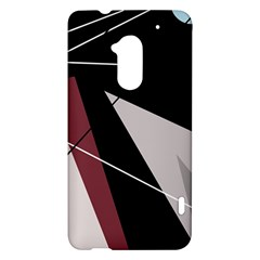 Artistic abstraction HTC One Max (T6) Hardshell Case