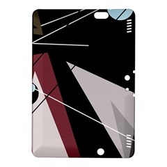 Artistic abstraction Kindle Fire HDX 8.9  Hardshell Case