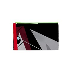 Artistic abstraction Cosmetic Bag (XS)