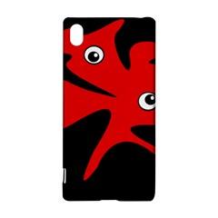 Red amoeba Sony Xperia Z3+