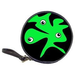 Green amoeba Classic 20-CD Wallets