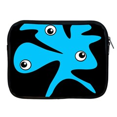 Blue amoeba Apple iPad 2/3/4 Zipper Cases