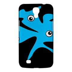 Blue amoeba Samsung Galaxy Mega 6.3  I9200 Hardshell Case