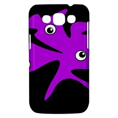 Purple amoeba Samsung Galaxy Win I8550 Hardshell Case