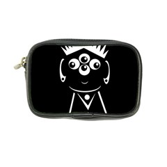 Black and white voodoo man Coin Purse