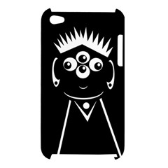 Black and white voodoo man Apple iPod Touch 4