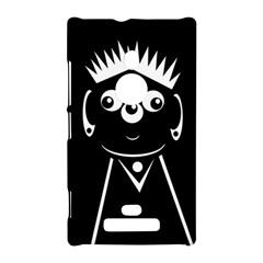 Black and white voodoo man Nokia Lumia 925