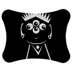 Black And White Voodoo Man Jigsaw Puzzle Photo Stand (bow)