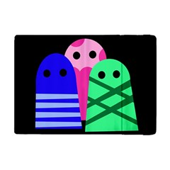 Three monsters Apple iPad Mini Flip Case