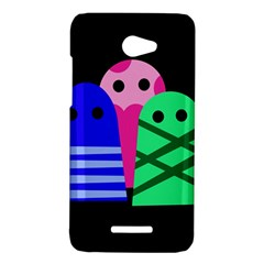 Three monsters HTC Butterfly X920E Hardshell Case