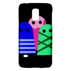 Three monsters Galaxy S5 Mini