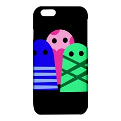 Three monsters iPhone 6/6S TPU Case
