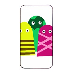 Three mosters Apple iPhone 4/4s Seamless Case (Black)