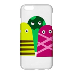 Three mosters Apple iPhone 6 Plus/6S Plus Hardshell Case
