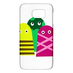 Three mosters Galaxy S6