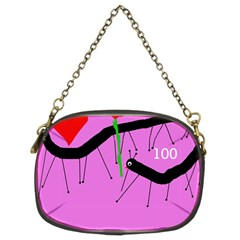 Centipedes Chain Purses (Two Sides)