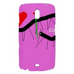 Centipedes Samsung Galaxy Nexus i9250 Hardshell Case