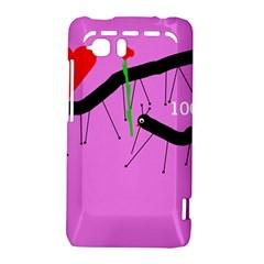 Centipedes HTC Vivid / Raider 4G Hardshell Case