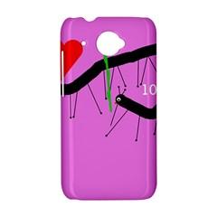 Centipedes HTC Desire 601 Hardshell Case