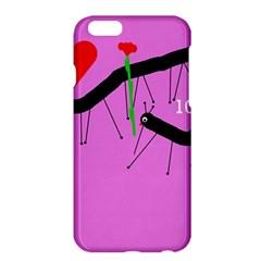 Centipedes Apple iPhone 6 Plus/6S Plus Hardshell Case