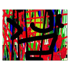 Colorful abstraction Rectangular Jigsaw Puzzl