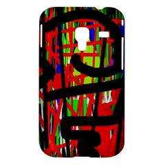 Colorful abstraction Samsung Galaxy Ace Plus S7500 Hardshell Case