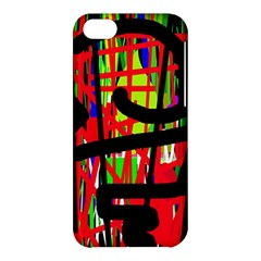 Colorful abstraction Apple iPhone 5C Hardshell Case