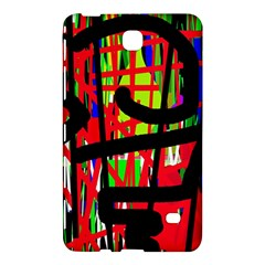 Colorful abstraction Samsung Galaxy Tab 4 (8 ) Hardshell Case