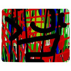 Colorful abstraction Jigsaw Puzzle Photo Stand (Rectangular)