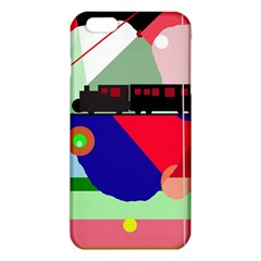 Abstract train iPhone 6 Plus/6S Plus TPU Case