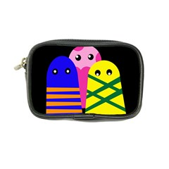 Three monsters Coin Purse