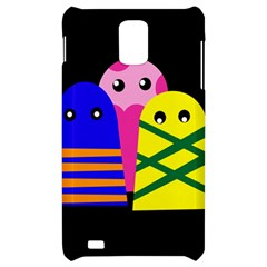 Three monsters Samsung Infuse 4G Hardshell Case