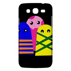 Three monsters Samsung Galaxy Mega 5.8 I9152 Hardshell Case