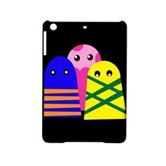 Three monsters iPad Mini 2 Hardshell Cases