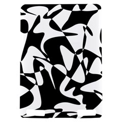 Black and white elegant pattern Kindle Touch 3G