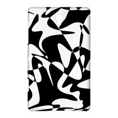 Black and white elegant pattern Samsung Galaxy Tab S (8.4 ) Hardshell Case