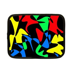 Colorful abstraction Netbook Case (Small)