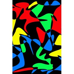 Colorful abstraction 5.5  x 8.5  Notebooks